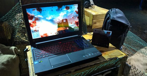 Gambar Notebook Gaming Acer Predator