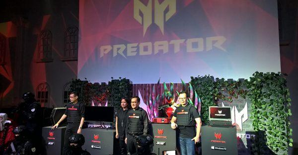 Gambar Launching Acer Predator Desember 2015