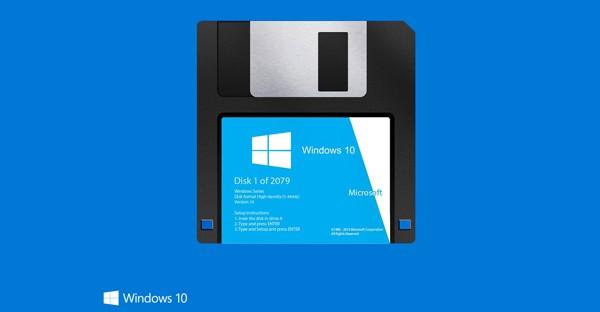 Windows 10 Disket