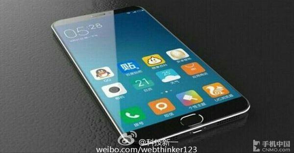 Gambar Bocoran Render Xiaomi Mi 5