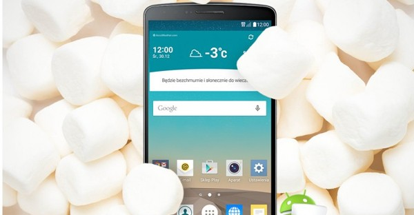 Android Marshmallow LG G3