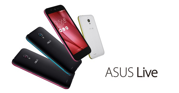 Asus Live Header