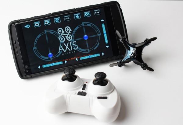 Axis Vidius Drone controller