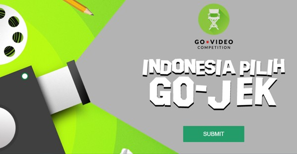 Gojek Go-video competition 2016