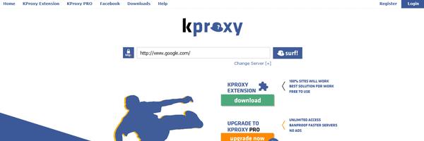 Gambar Kproxy