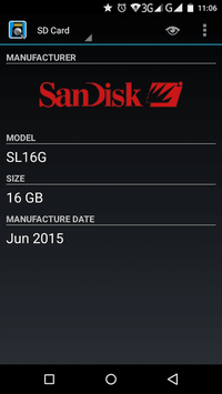 Gambar Aplikasi SD Insight SanDisk
