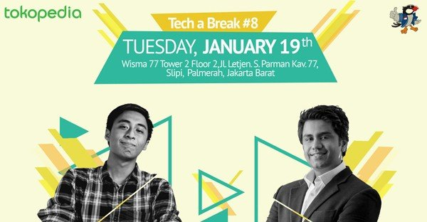 Tech a break #8