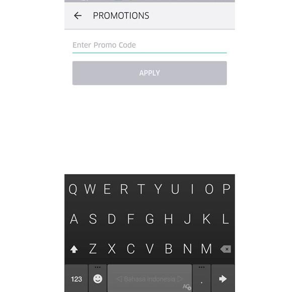 Uber Code Promotion