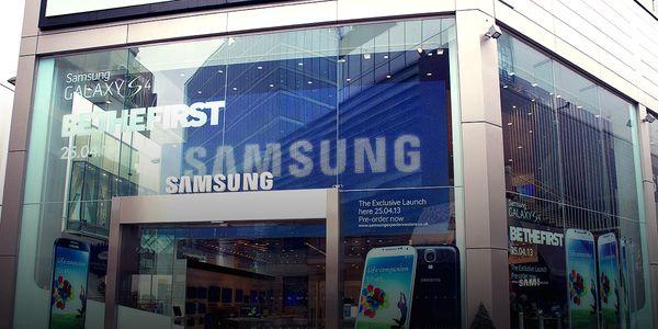 Gambar Toko Samsung Westfield