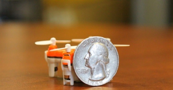 AERIUS Drone terkecil (2)