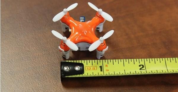 AERIUS Drone terkecil