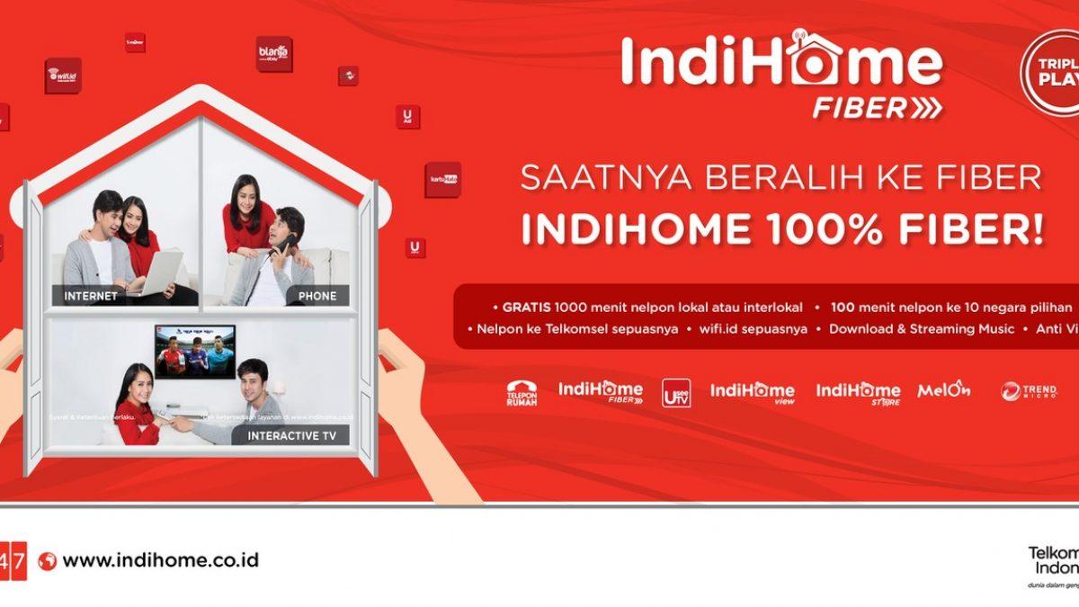 Harga Paket Indihome Speedy Dari Telkom Di 2019 Gadgetren