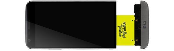 Gambar LG G5 MWC2016 Modular