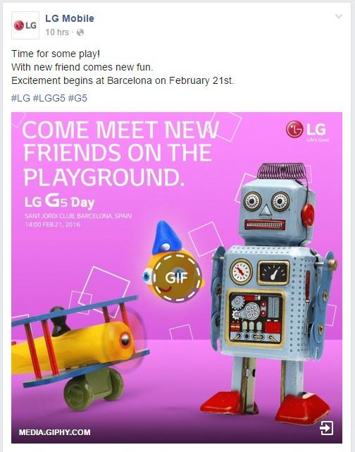 LG Mobile LG G5
