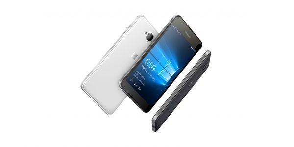 Gambar Header Microsoft Lumia 650