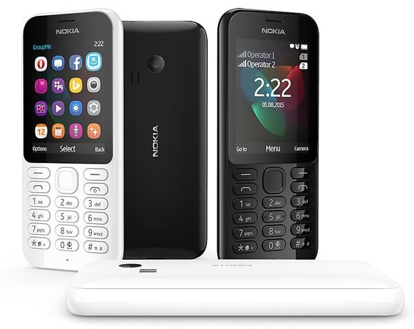 Nokia 222 Dual SIM all