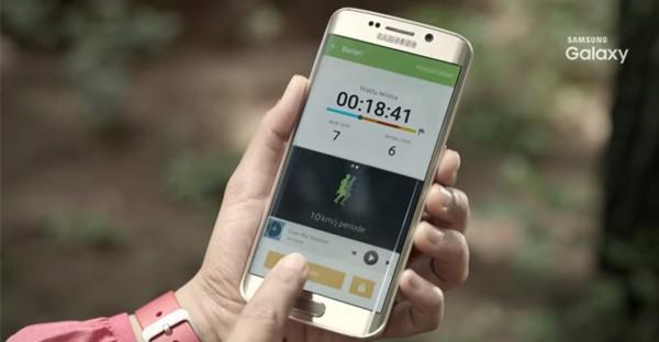 Olahraga Samsung Galaxy S7 Edge