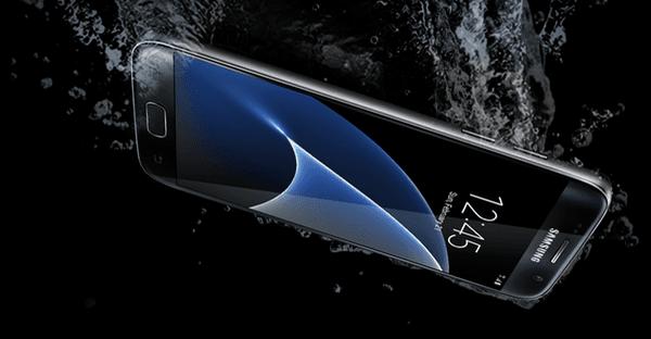 Gambar Samsung Galaxy S7 Tahan Air