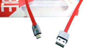 Gambar Rusak Karena Kabel USB
