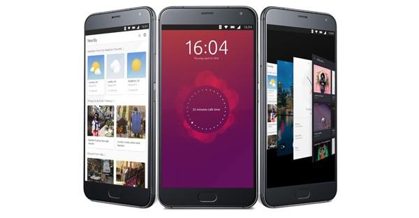 Ubuntu Phone Meizu PRO 5 Ubuntu Edition