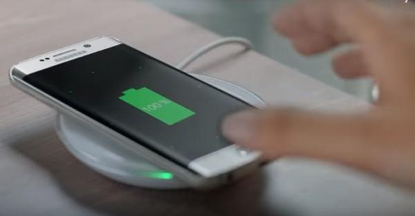 Wireless Charging Samsung Galaxy S7 Edge