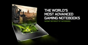 Gambar Header Notebook Nvidia Geforce GT
