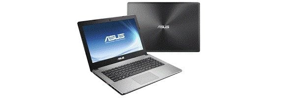 Gambar laptop ASUS RAM 4GB A451LB