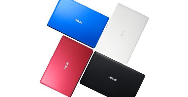 Gambar laptop ASUS RAM 4GB
