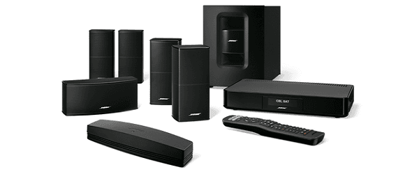 Gambar BOSE SoundTouch 520 Home Theater