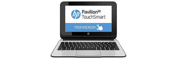 Gambar HP Pavilion 10 Touchsmart