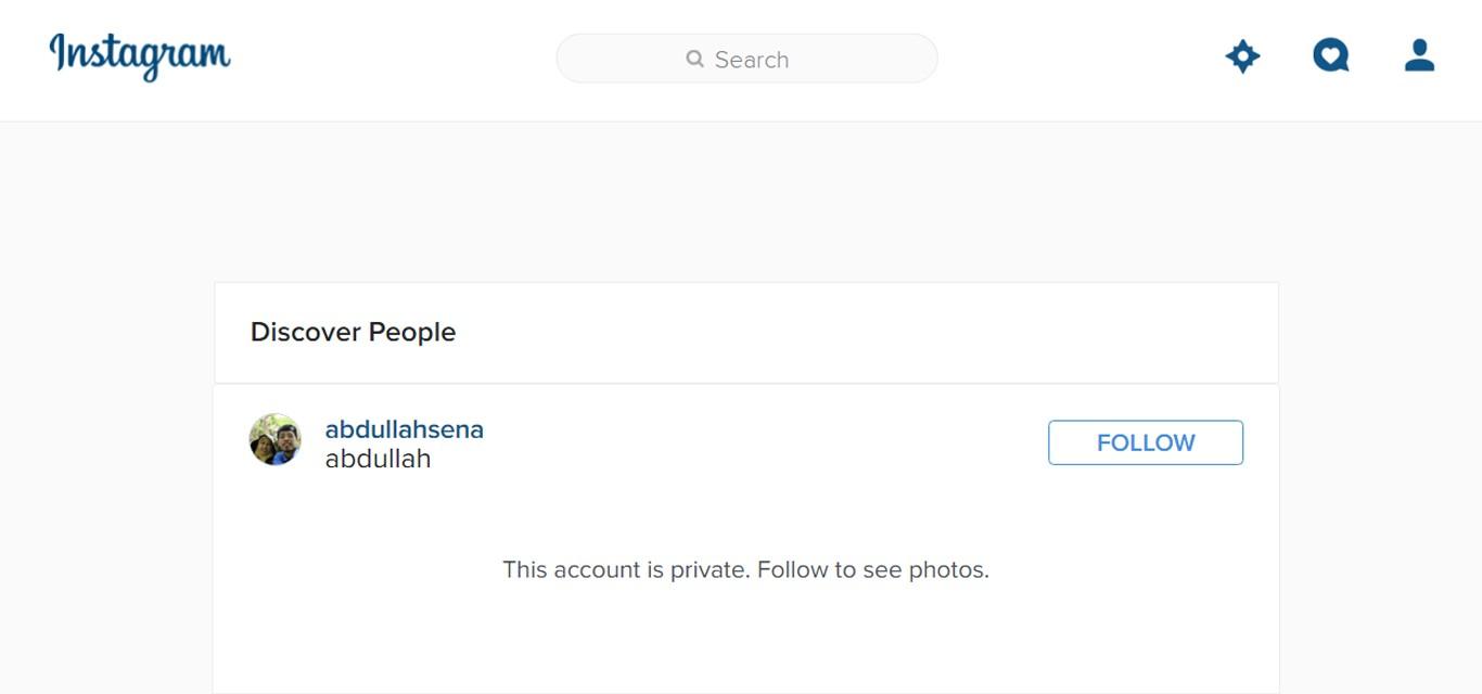 Instagram Explore awpwebanimator