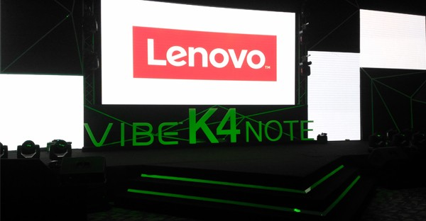Lenovo VIBE K4 Note Feature