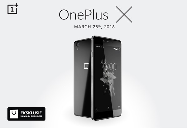 OnePlus X Blibli