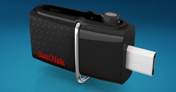 SanDisk Ultra Dual USB Drive 3