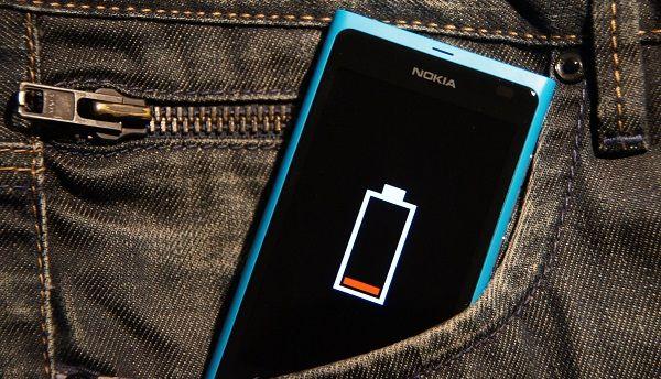 Gambar Smartphone Baterai Cepat Habis