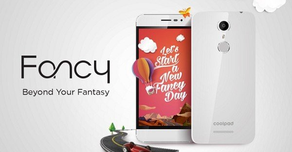 Smartphone Coolpad Fancy