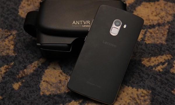 Gambar Harga Lenovo Vibe K4 Note & ANT VR