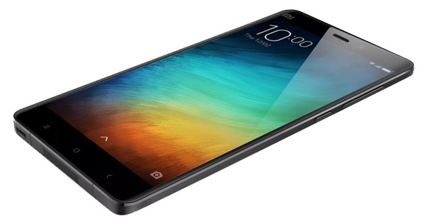 Smartphone Xiaomi Mi Note