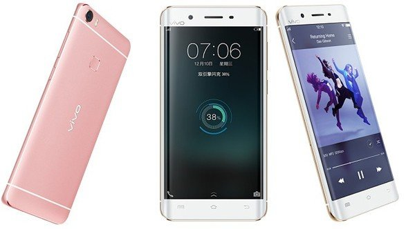 Vivo Xplay 5 Elite All