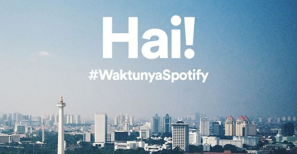 Gambar Waktunya Spotify