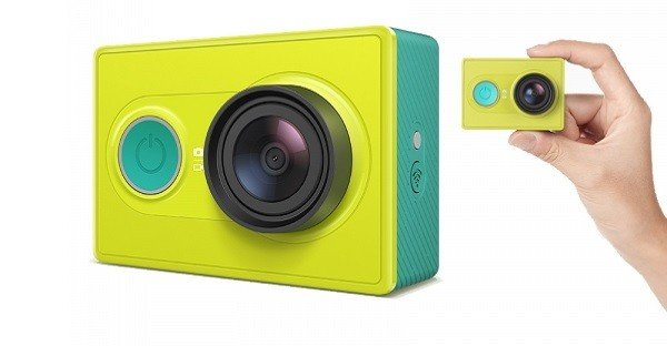 Xiaomi Yi Action Cam
