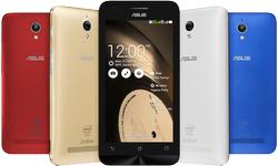 Gambar ASUS ZenFone 4C Daftar