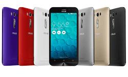 Gambar ASUS ZenFone Laser 5.0 3G Daftar