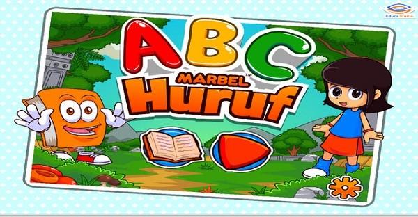 Aplikasi Marbel Belajar Membaca