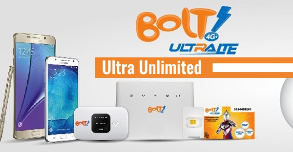 BOLT Ultra Unlimited