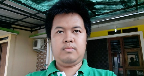 Foto Selfie dengan Mode Beauty