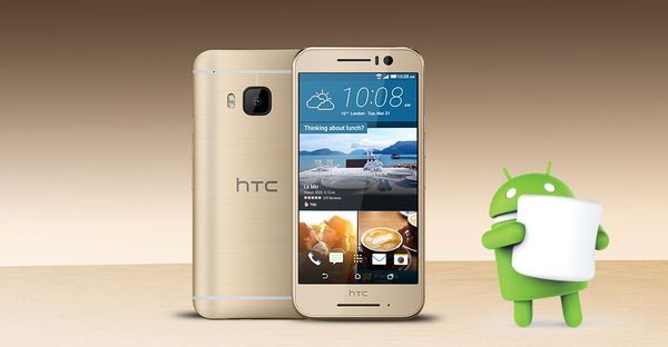 Gambar HTC One S9 Featured