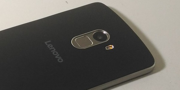 Lenovo VIBE K4 Note Fingerprint