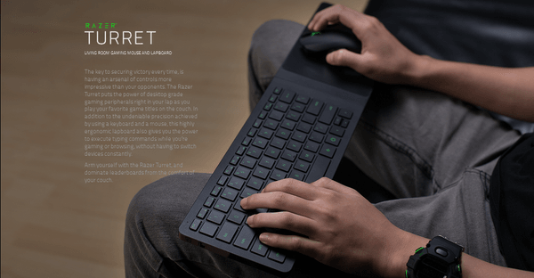 Gambar Razer Turret Featured