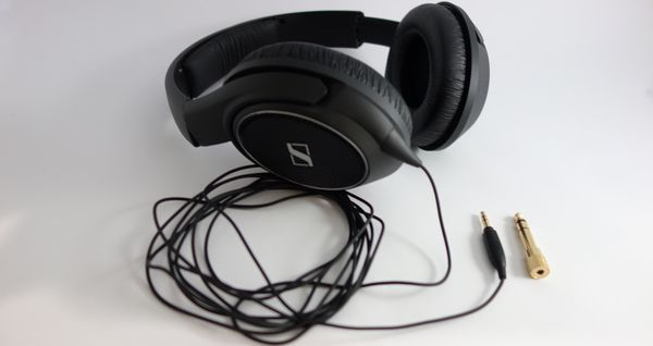 Gambar Sennheiser HD 429 Review